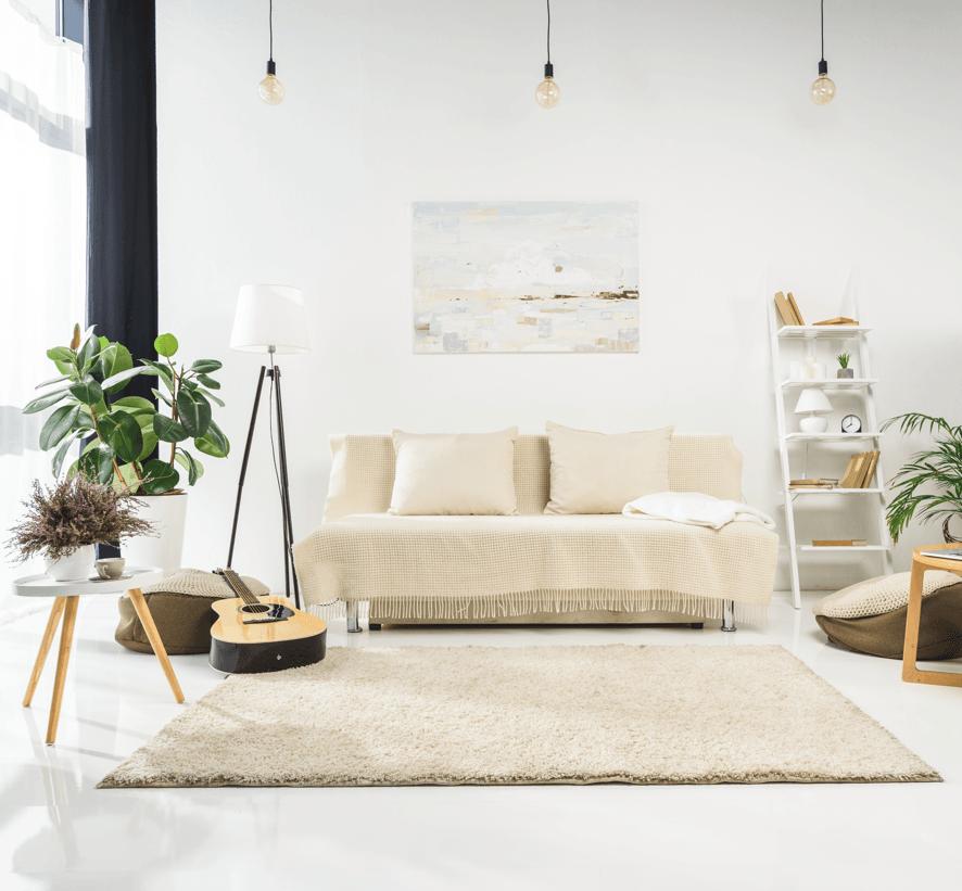 Home Design Recipe for a Contemporary Look Living Room Image