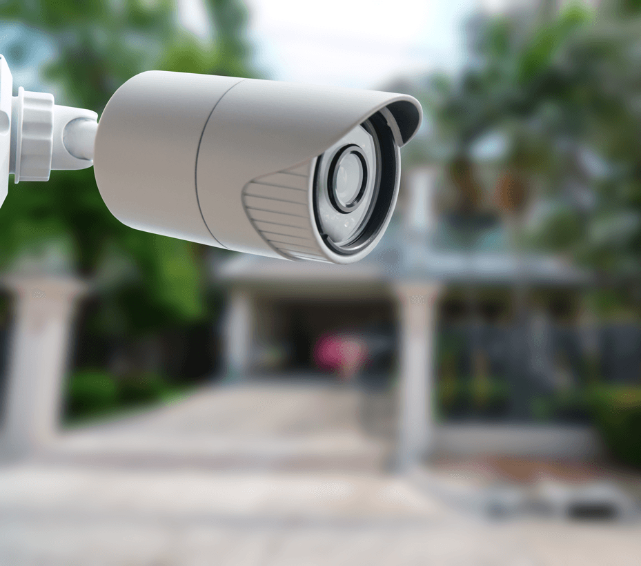 Tech That Protects: Smart Home Security Solutions Camera Image